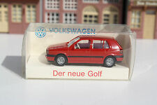 """VW Golf - Werbemodell von Volkswagen """"Der neue Golf"""" in OVP (Wiking/H/D 164"""