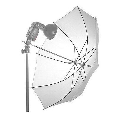 "33"" 83cm Translucent White Umbrella Pro Studio Reflector Light softbox flash"