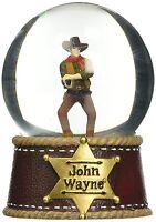 John Wayne 85mm Water Globe / Ball By Westland Giftware