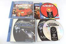 Sega Dreamcast MSR Metropolis Street Racer Tokyo Highway Challenge Game Pal