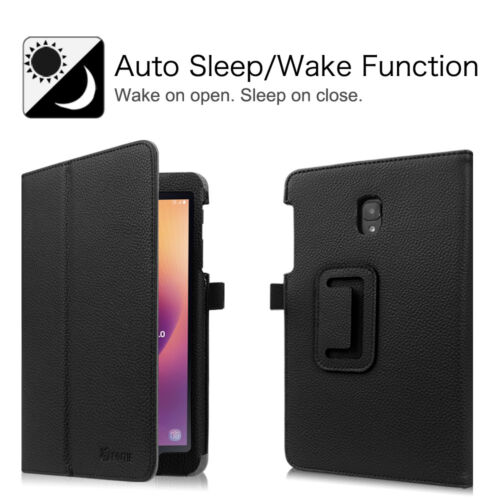 """For Samsung Galaxy Tab A 8.0/"""" 2017 T380//T385 Case Folio Stand Cover Sleep//Wake"""