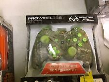 PS3 Camo Realtree Wired Controller