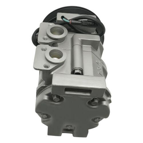 RYC Remanufactured AC Compressor and A//C Clutch IG340