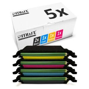 5x Cartouche Remplace Samsung C5082L K5082L M5082L Y5082L 5082L CLT5082