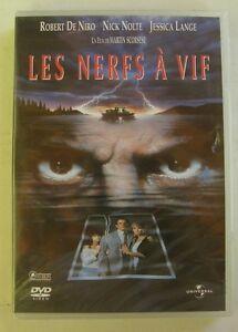 DVD-LES-NERFS-A-VIF-Robert-DE-NIRO-Nick-NOLTE-Jessica-LANGE-NEUF