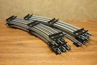 Lionel Trains O31 Curve Tubular Track Traditional O Gauge 8 Pcs (full Circle)