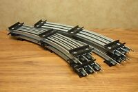Lionel Trains O31 Curve Tubular Track Traditional O Gauge 8 Pcs (full Circle)