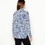 Camisa-Para-Mujer-Cebra-Animal-Print-utilidad-Camisa-ex-principios-Talla-8-20-RRP-32 miniatura 3