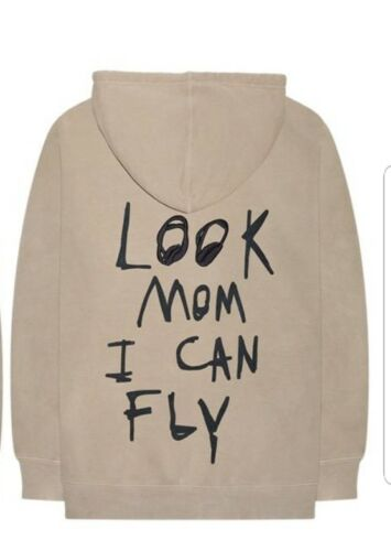 Travis Astro Hoodie Look Mom Black or Khaki replica Sweater