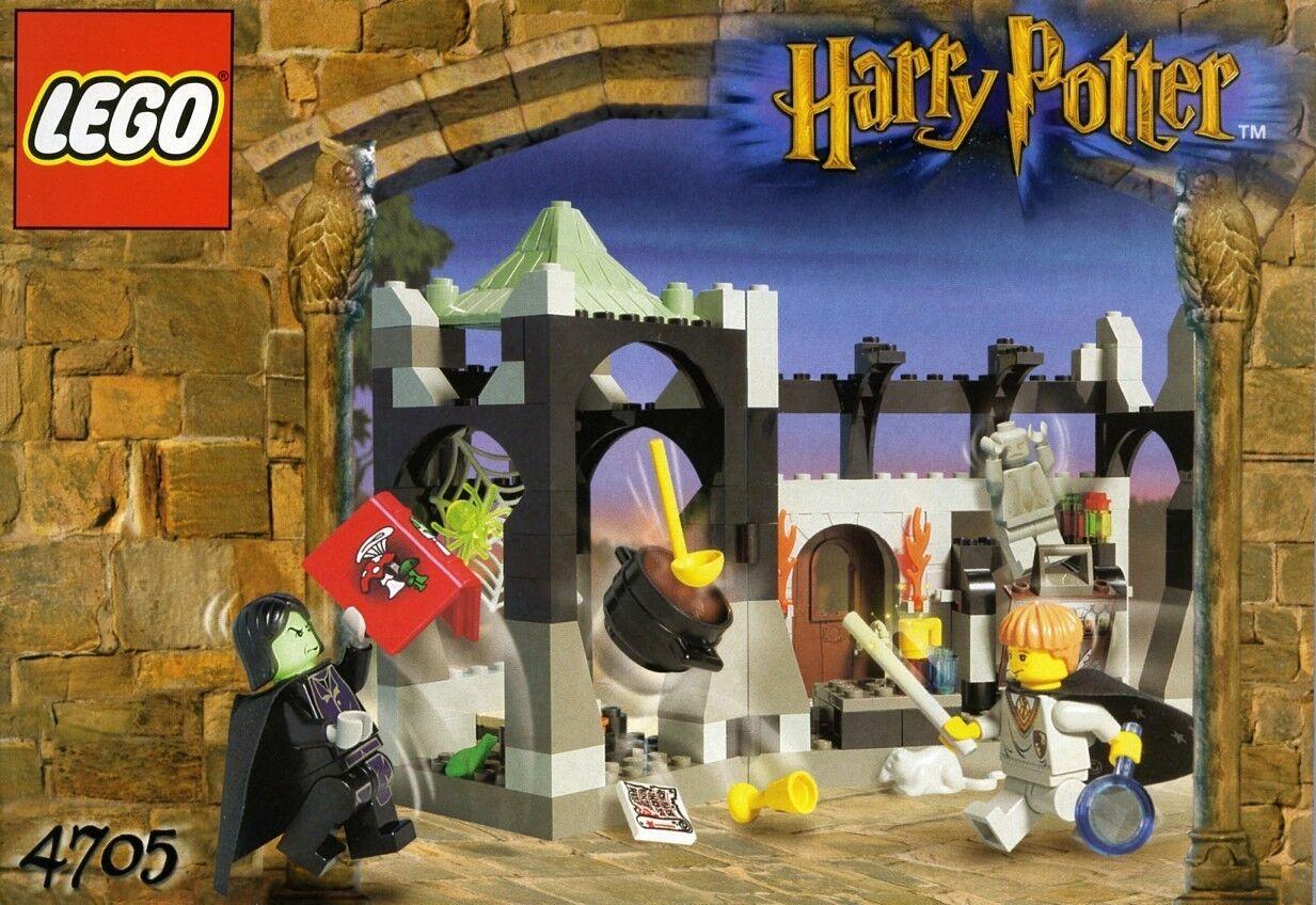Lego Harry Potter Snape's Class NEW Sealed