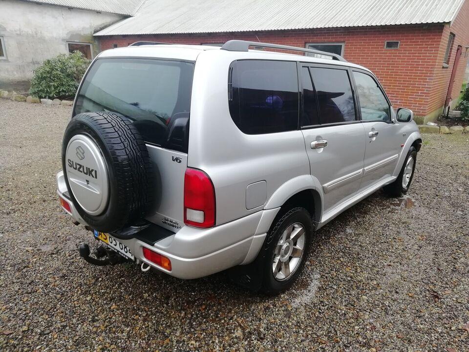 Suzuki, Grand Vitara, Benzin
