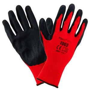 100 Paar URGENT 1003 Industrie Qualitat Arbeithandschu<wbr/>he Handschuhe  Werkstatt
