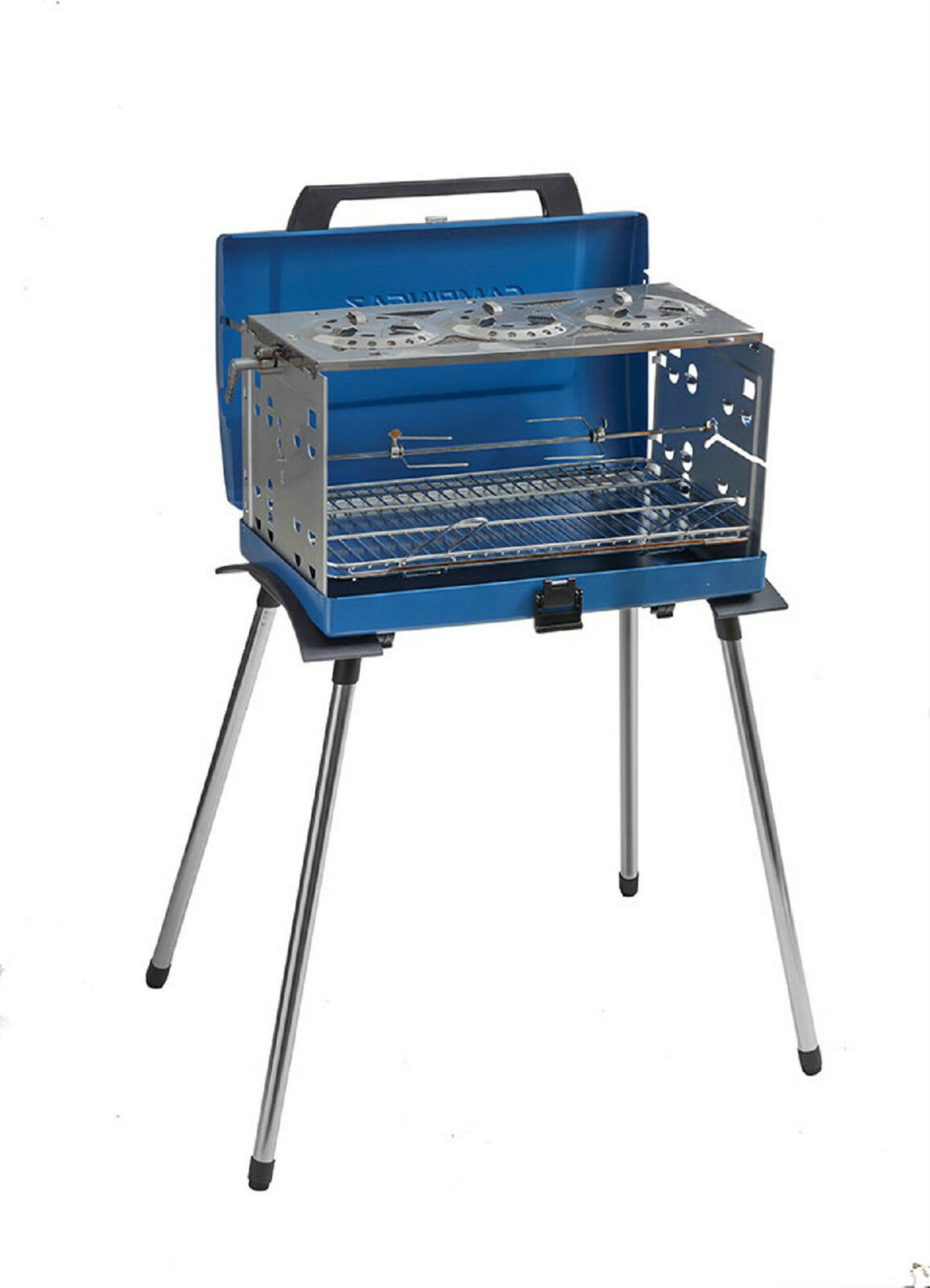 GASGRILL 200 NEUES SGR 3-flammig CAMPING GAZ KOFFERGRILL NEUES 200 MODELL 2e6d64