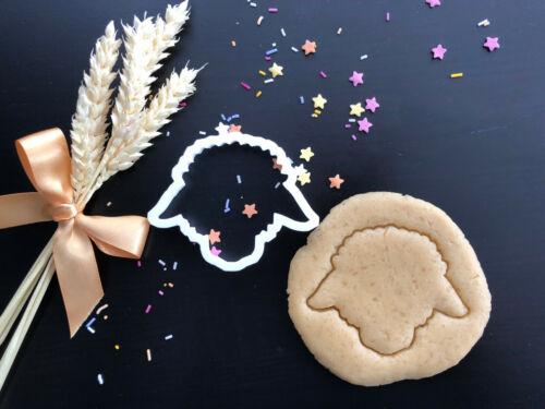 Sheep Head Cookie CutterFondant Cake DecoratingUK Seller