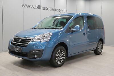 Annonce: Peugeot Partner Tepee Electric - Pris 199.900 kr.