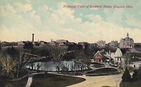 Dayton, OH - Birds Eye View of Soldier's Home