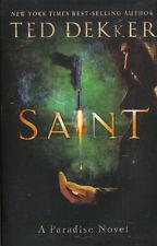 NEW Christian Suspense Fiction! SAINT (Paradise Series #2) - Ted Dekker