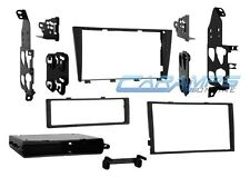 SINGLE OR DOUBLE 2 DIN CAR STEREO RADIO RECEIVER DASH INSTALLATION KIT FOR IS300
