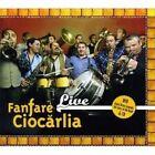 Live [Digipak] by Fanfare Ciocarlia (CD, Sep-2009, 2 Discs, Asphalt Tango Productions)