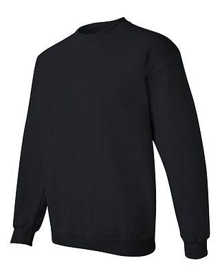 10 Gildan Heavy Blend Sweatshirt G180 Bulk Lot Wholesale ok to mix S-XL /& Colors