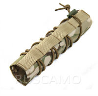 Airsoft Suppressor Cover 22cm Multicam