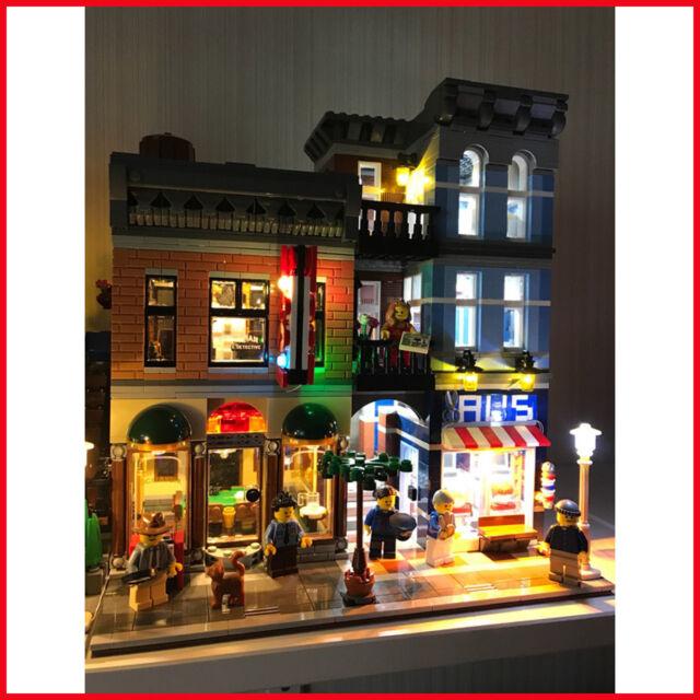 Led Light Kit Only For Lego 10246 Detectives Office City Creator Lighting Bricks