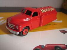 Dinky Toys PETROL TANKER Mobilgas Restored (Bon marché avec MONIAL RELAY)
