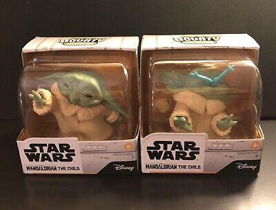 FROG /& FORCE 2-Pack MINT FREE BONUS ITEM! Star Wars BABY BOUNTIES