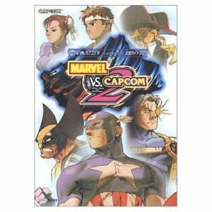 MARVEL-VS-CAPCOM-2-Age-Guide-Dream-Cast-Book-EB