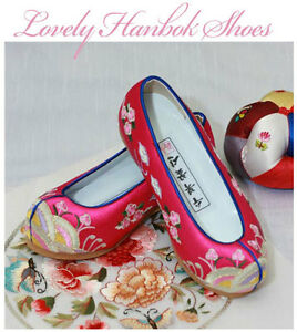 Boutique HANBOK SHOES COLLECTION Luxemoon/'s Store