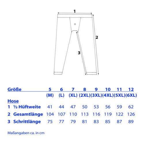 Unterwäsche Unterhose Thermo Qualität Winter warm Sport Arbeit Ski Größe 5-12 /</>