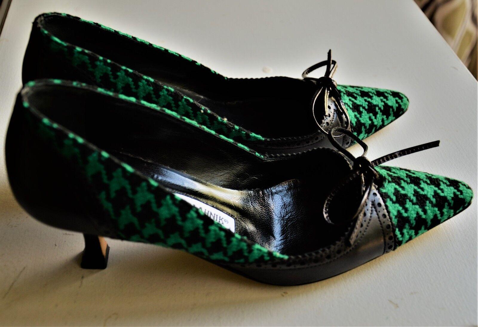 all'ingrosso a buon mercato Manolo Blahnik Donna  scarpe Dimensione 36 36 36  marchi di moda