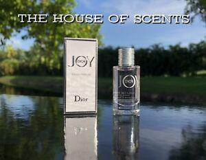 Dior Joy By Christian Dior Eau De Parfum 017 Oz 3348901419635 Ebay
