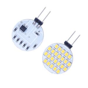 10pcs-G4-Warm-White-24-LED-3528-SMD-Camper-Marine-Boat-Spot-Light-Lamp-Bulb-DC-1