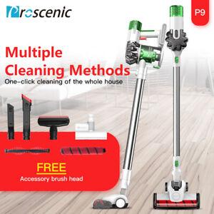 Proscenic-P9-Cordless-Vacuum-Cleaner-2in1-Handheld-Stick-Bagless-Carpet-15-000Pa