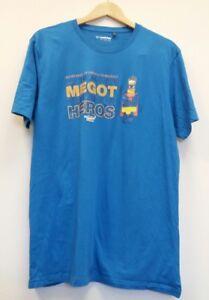 Switcher-Blue-T-Shirt-Size-XL-Organic-Cotton-Hero-lt-J7152