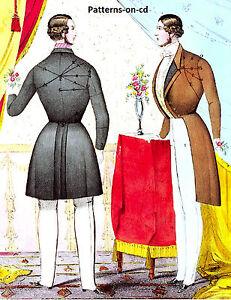 victorian era men s clothing pattern cutting drafting tailoring rh ebay com ladies tailoring cutting guide pdf Blouse Tailoring Guide