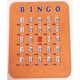 Deluxe Bingo Shutter autod autod autod (25 Count) Bre nuovo  eabd1f