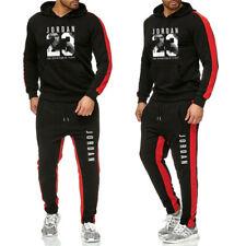 d7233104e4ef 2019 Mens Michael Air Legend 23 Jordan Tracksuit Hoodie   Pants Men  Sportswear