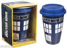 Tazza da viaggio in ceramica Doctor Who Tardis Travel Mug 15 cm Pyramid