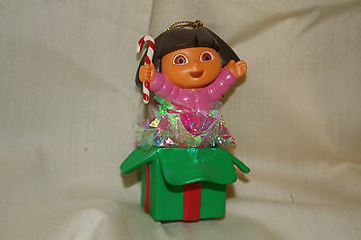 Dora the Explorer Christmas Box Tree Ornament | eBay
