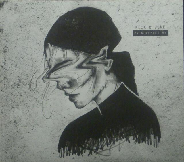 CD NICK & JUNE - my november my