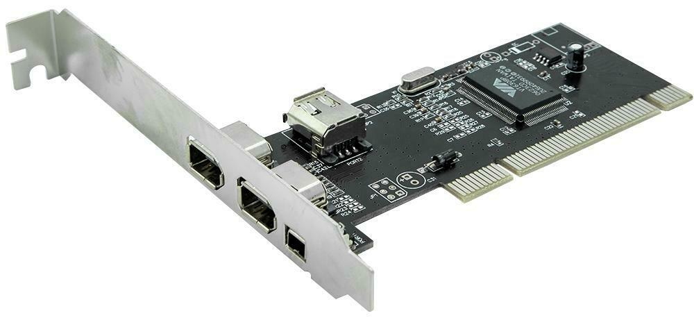 Pci card, firewire, 3 port pci computer, p range product for