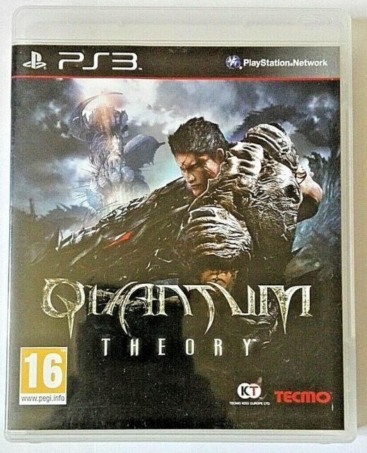 Quantum Theory - PS3 PlayStation 3