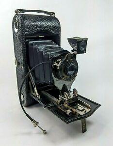 No-1A-Folding-Pocket-KODAK-Model-D-Vintage-Camera