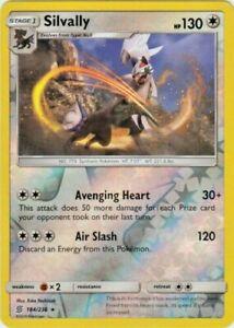 Silvally-184-236-S-amp-M-Unified-Minds-REVERSE-HOLO-PERFECT-MINT-Pokemon