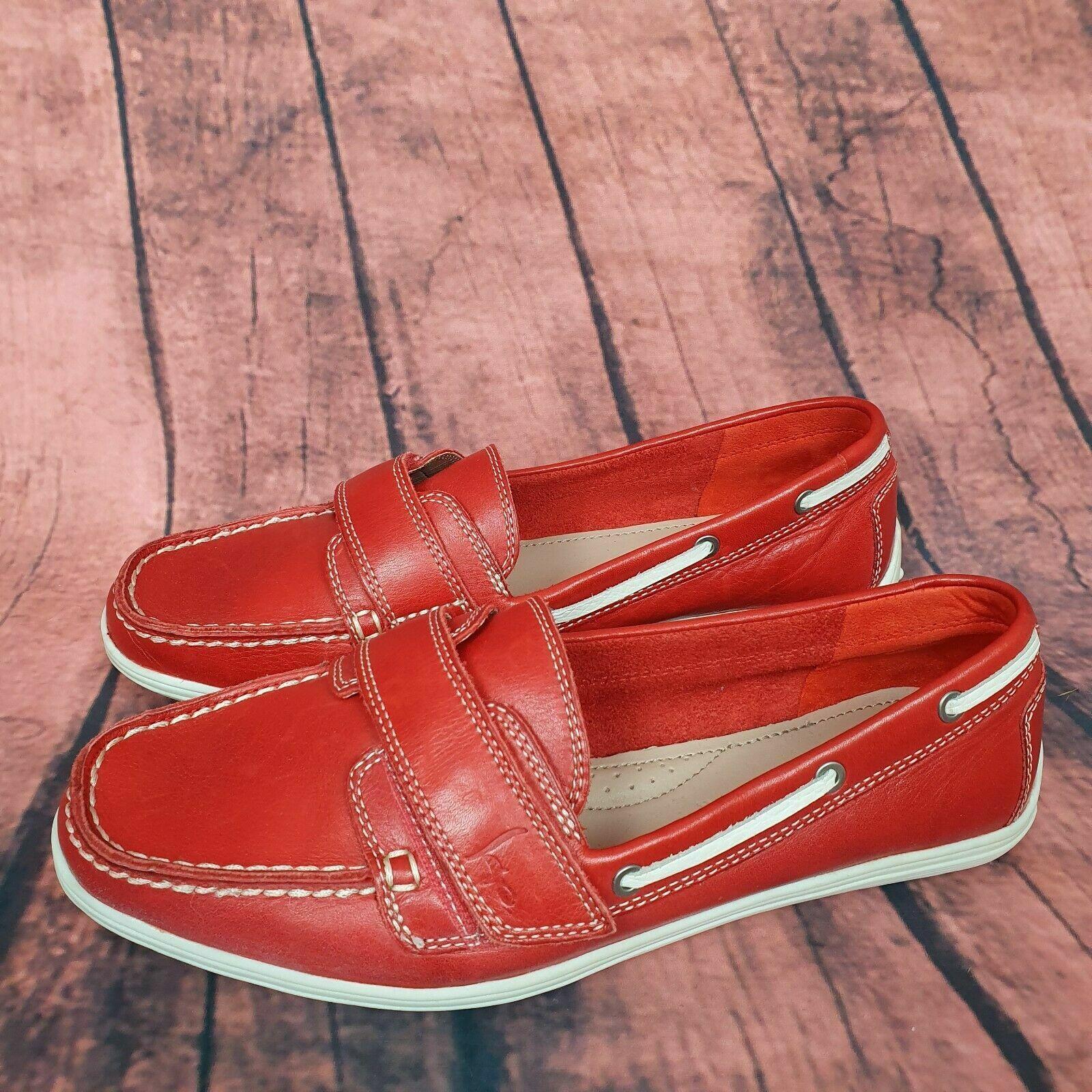 Ladies Wider Fit FootGlove M\u0026s Red Real