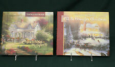 2 Thomas Kinkade- Home is where the heart is- 98, I'll Be Home for Christmas 97.