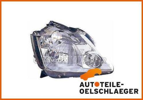 04-08 Scheinwerfer rechts Renault Modus Bj