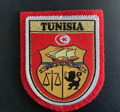 TUNISIA  Ecusson